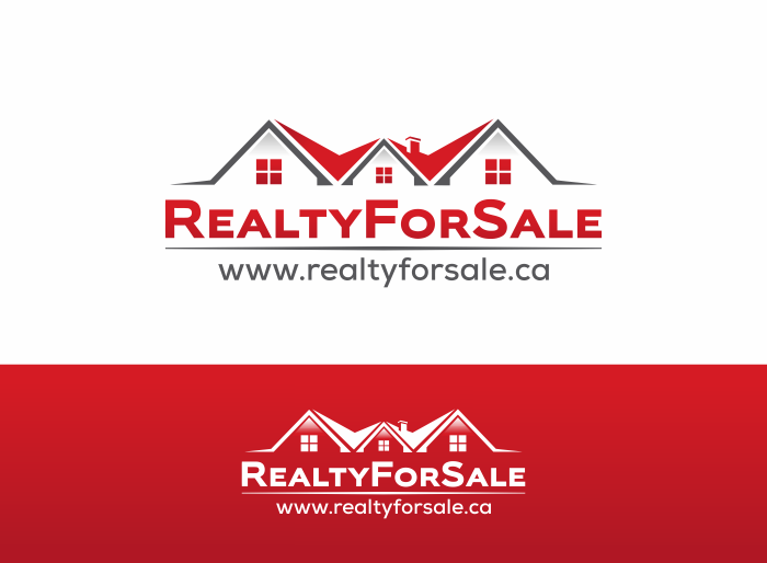 Logo Design by Private User - Entry No. 108 in the Logo Design Contest Inspiring Logo Design for RealtyForSale.ca.