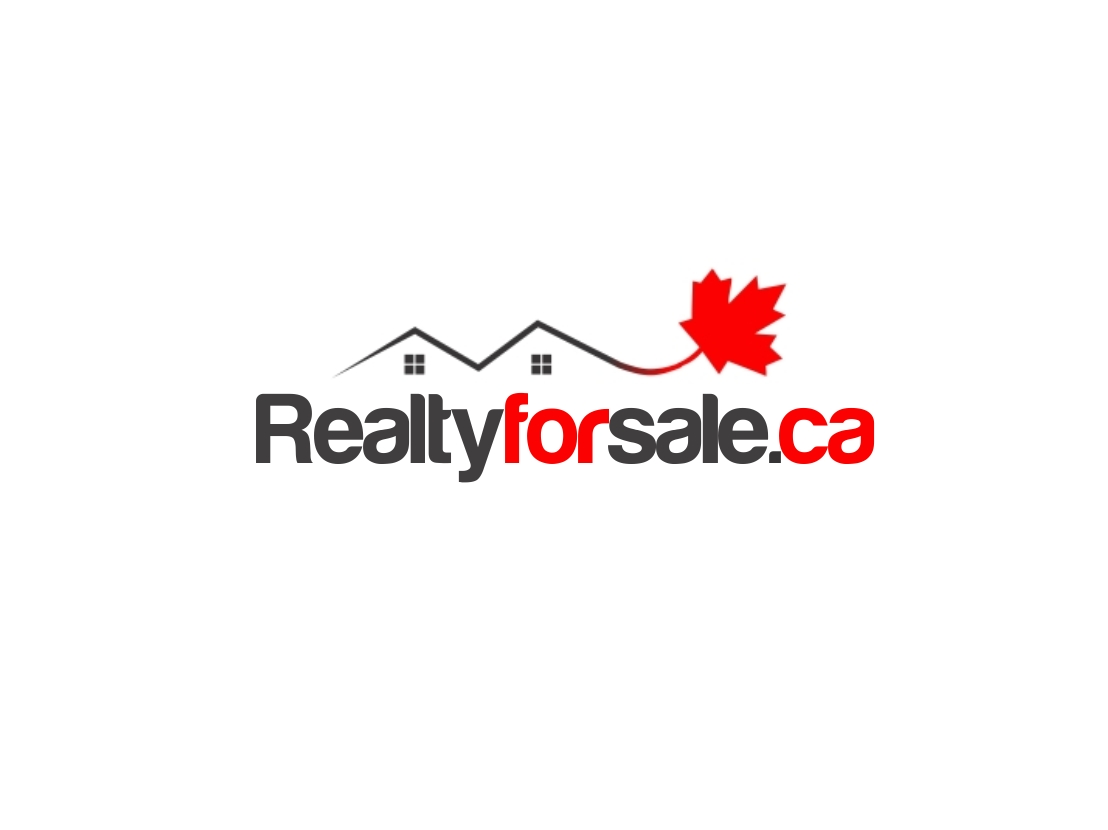 Logo Design by Rizwan Saeed - Entry No. 117 in the Logo Design Contest Inspiring Logo Design for RealtyForSale.ca.