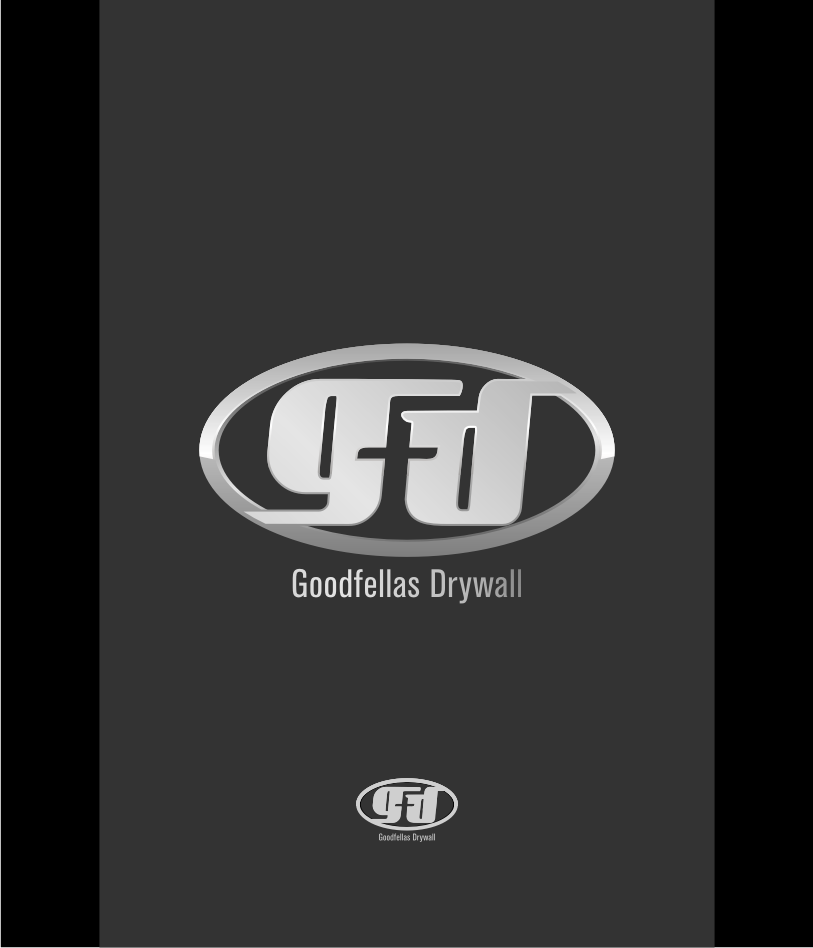 Logo Design by graphicleaf - Entry No. 46 in the Logo Design Contest Creative Logo Design for Goodfellas Drywall.