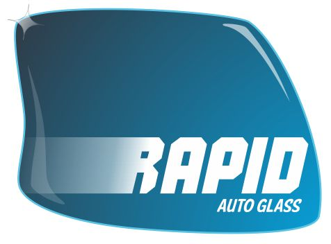 Logo Design by Hasitha Shan - Entry No. 154 in the Logo Design Contest Unique Logo Design Wanted for Rapid Auto Glass.