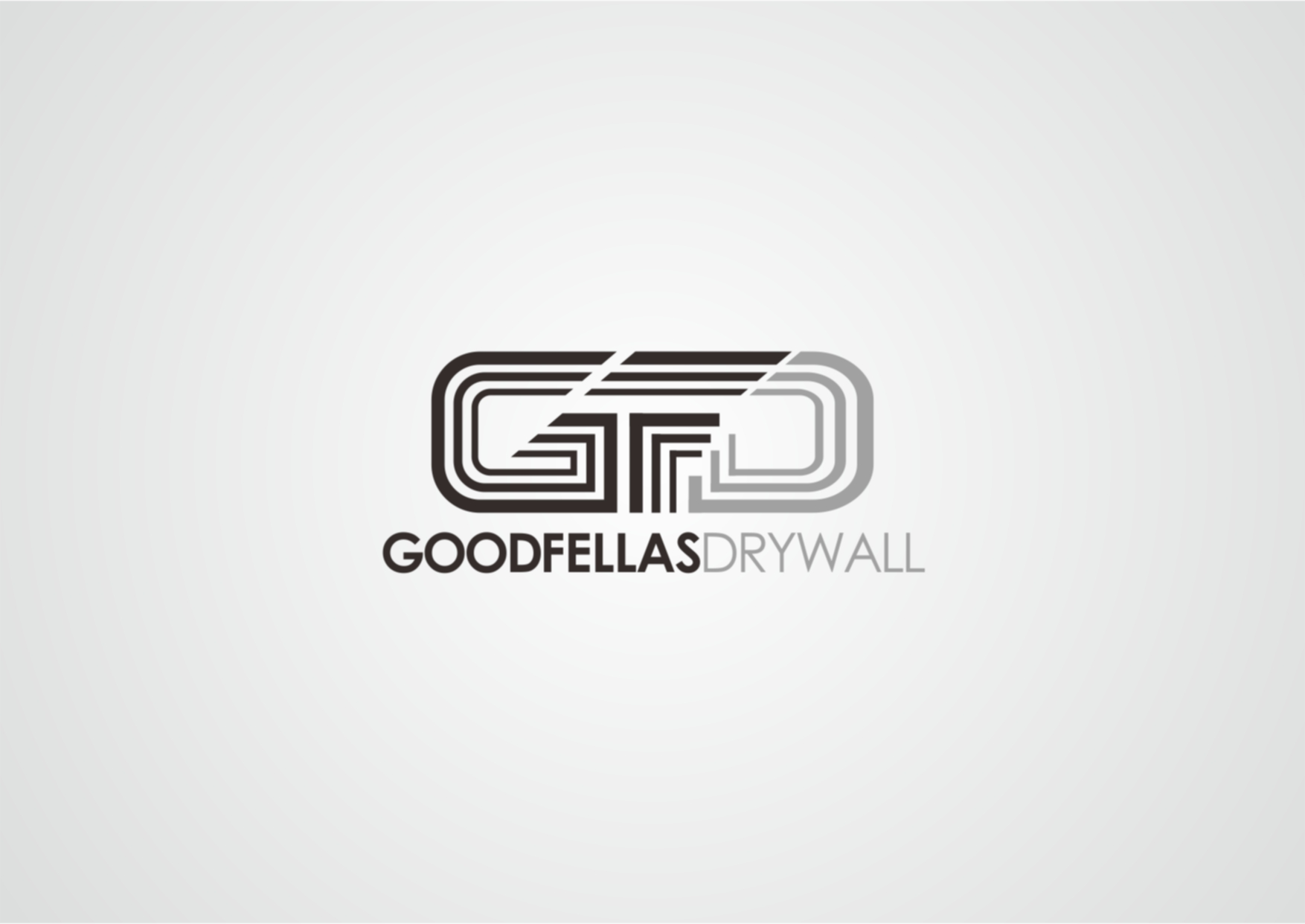Logo Design by Private User - Entry No. 55 in the Logo Design Contest Creative Logo Design for Goodfellas Drywall.