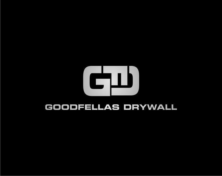 Logo Design by untung - Entry No. 56 in the Logo Design Contest Creative Logo Design for Goodfellas Drywall.