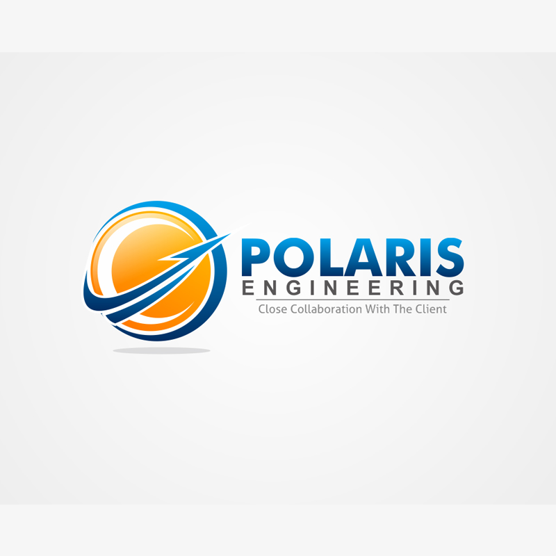 Logo Design by LukeConcept - Entry No. 57 in the Logo Design Contest Polaris Engineering Ltd.