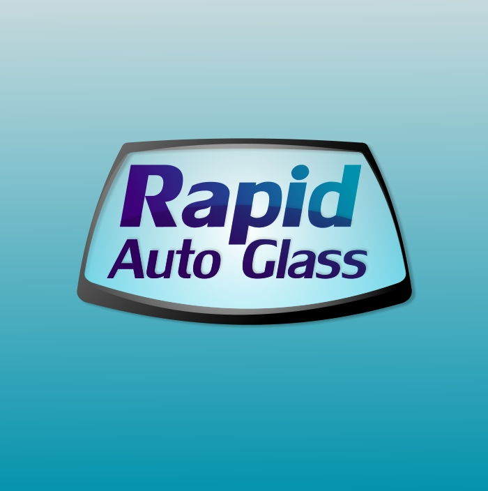 Logo Design by Private User - Entry No. 157 in the Logo Design Contest Unique Logo Design Wanted for Rapid Auto Glass.