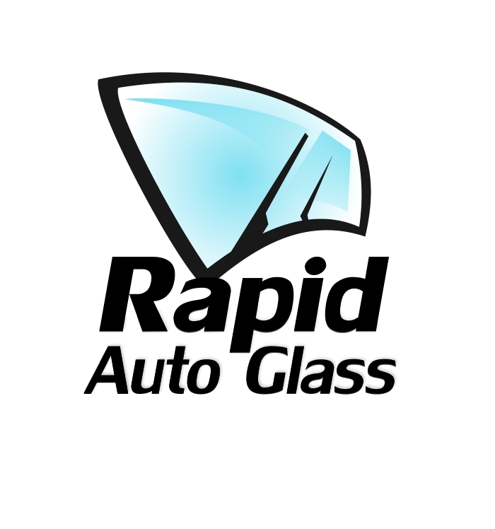 Logo Design by Private User - Entry No. 158 in the Logo Design Contest Unique Logo Design Wanted for Rapid Auto Glass.