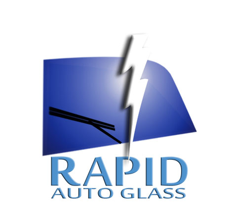 Logo Design by Susan Palmer - Entry No. 161 in the Logo Design Contest Unique Logo Design Wanted for Rapid Auto Glass.