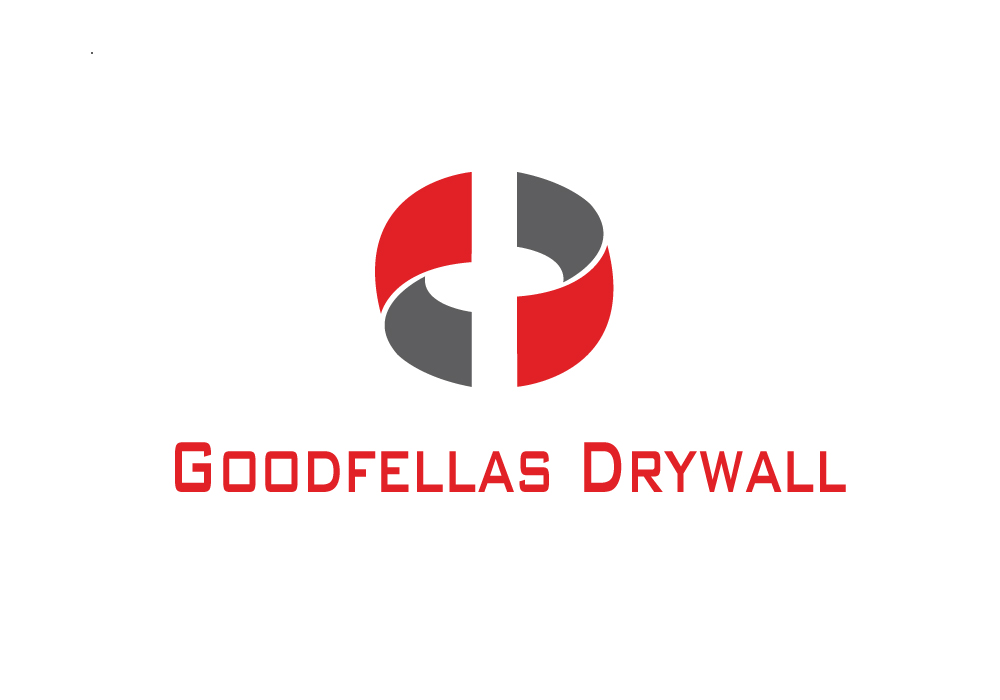Logo Design by Pintura - Entry No. 64 in the Logo Design Contest Creative Logo Design for Goodfellas Drywall.
