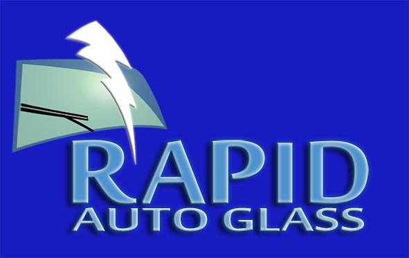 Logo Design by Susan Palmer - Entry No. 166 in the Logo Design Contest Unique Logo Design Wanted for Rapid Auto Glass.