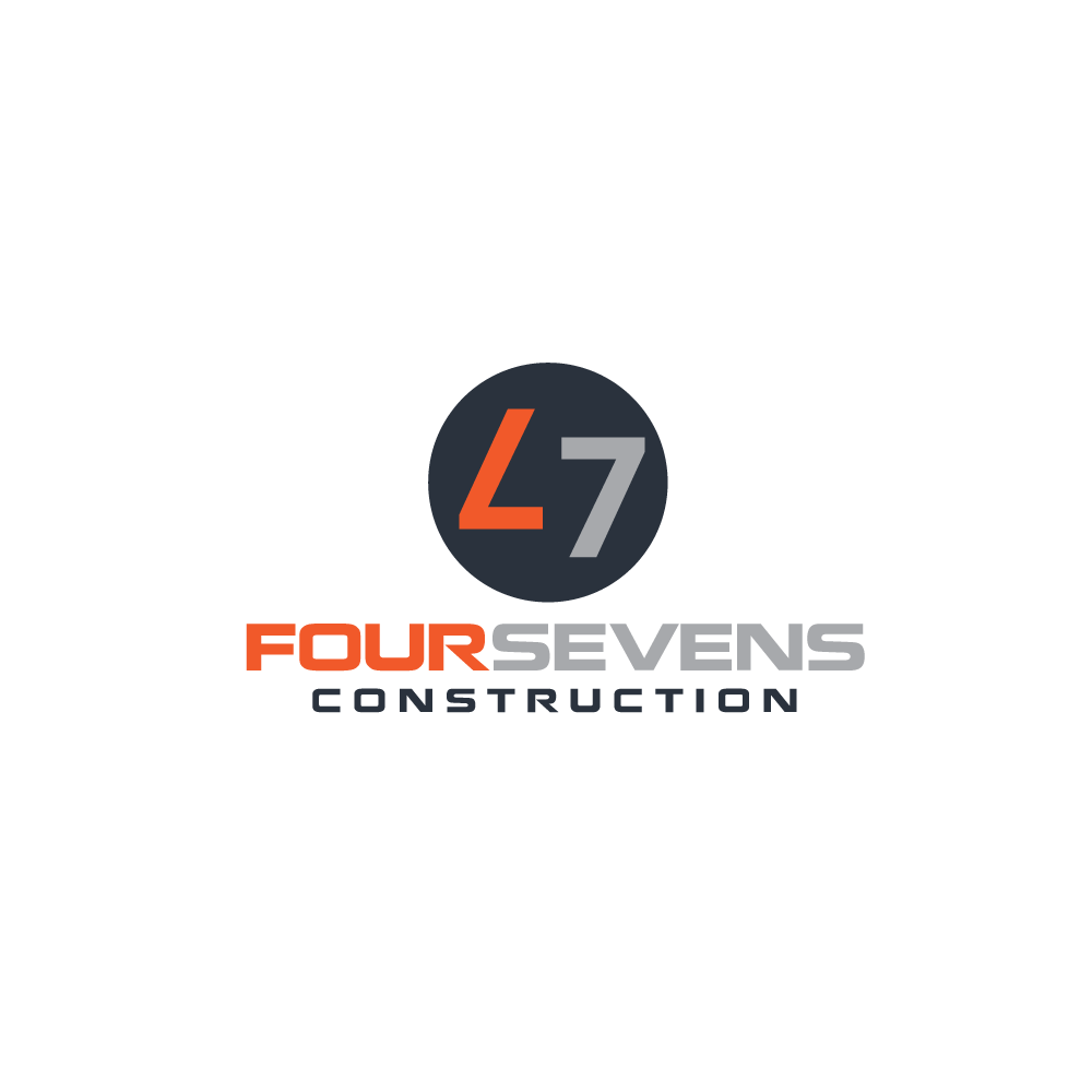Logo Design by rockin - Entry No. 6 in the Logo Design Contest New Logo Design for foursevens.