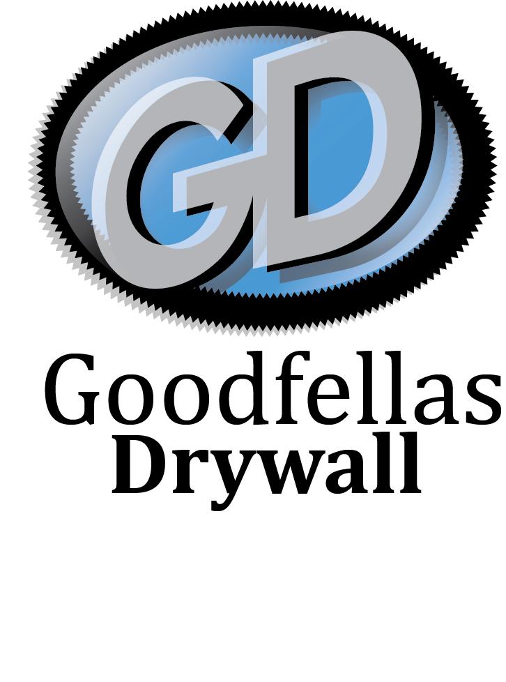 Logo Design by Tim Holley - Entry No. 71 in the Logo Design Contest Creative Logo Design for Goodfellas Drywall.