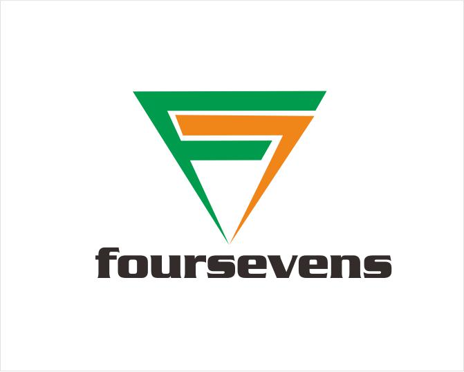 Logo Design by ronny - Entry No. 9 in the Logo Design Contest New Logo Design for foursevens.