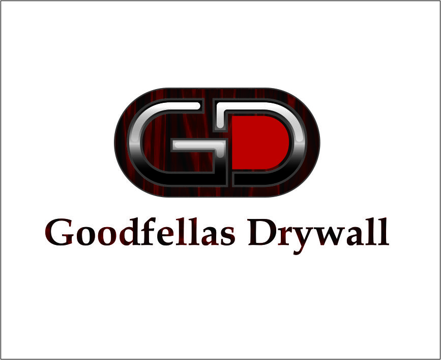 Logo Design by Agus Martoyo - Entry No. 75 in the Logo Design Contest Creative Logo Design for Goodfellas Drywall.