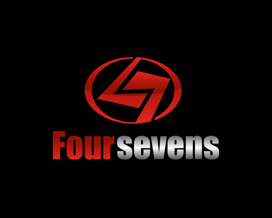 Logo Design by Yusuf Nurochim - Entry No. 12 in the Logo Design Contest New Logo Design for foursevens.