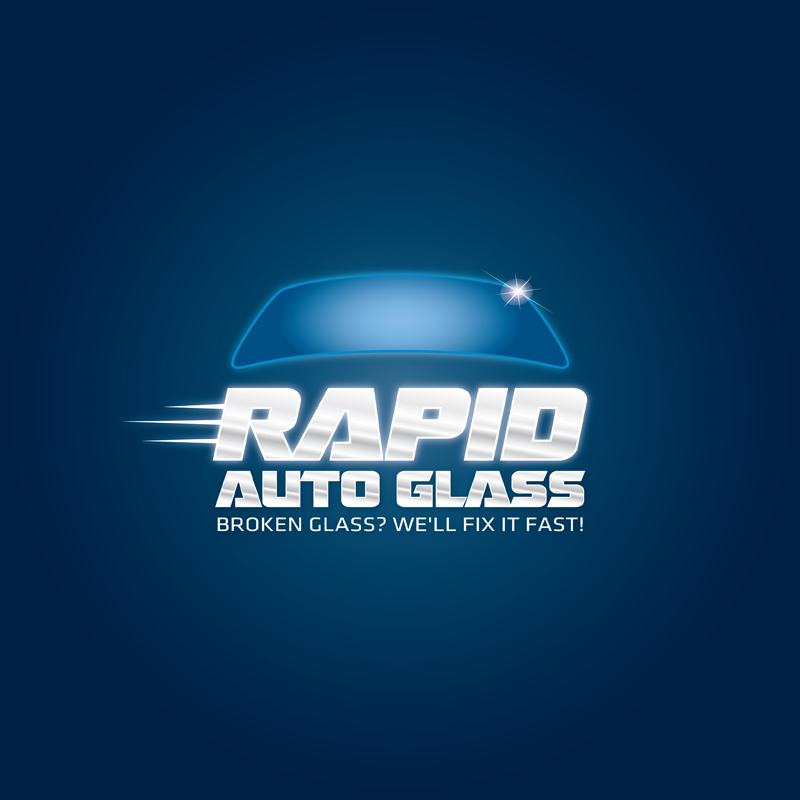 Logo Design by kianoke - Entry No. 172 in the Logo Design Contest Unique Logo Design Wanted for Rapid Auto Glass.
