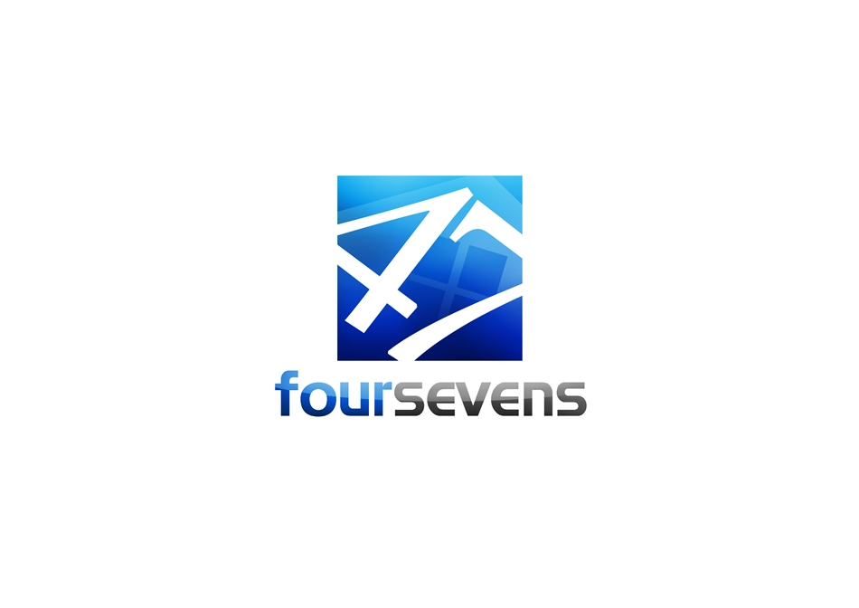 Logo Design by Respati Himawan - Entry No. 13 in the Logo Design Contest New Logo Design for foursevens.