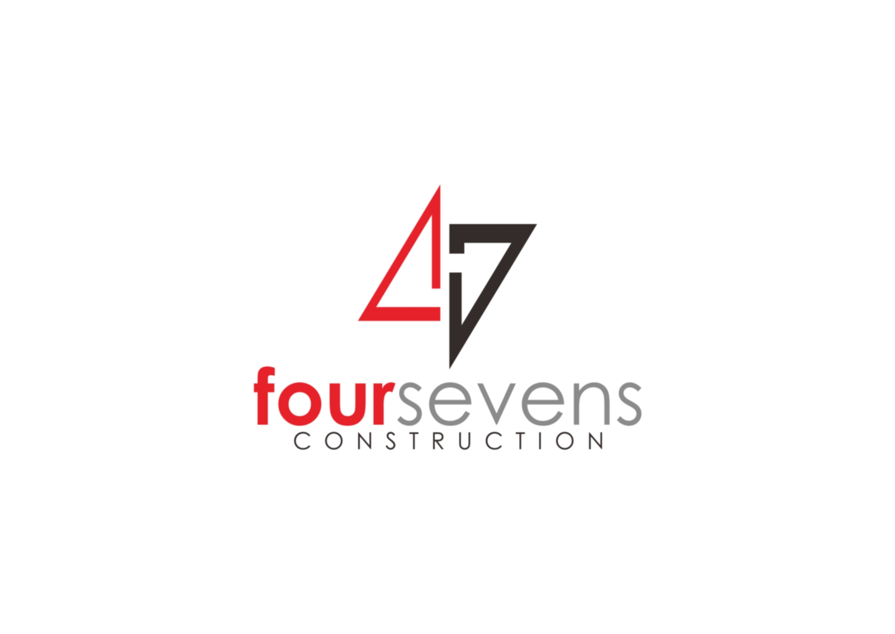 Logo Design by Private User - Entry No. 16 in the Logo Design Contest New Logo Design for foursevens.