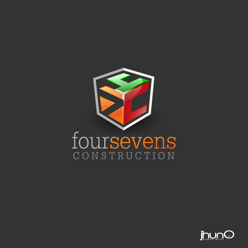 Logo Design by zesthar - Entry No. 18 in the Logo Design Contest New Logo Design for foursevens.