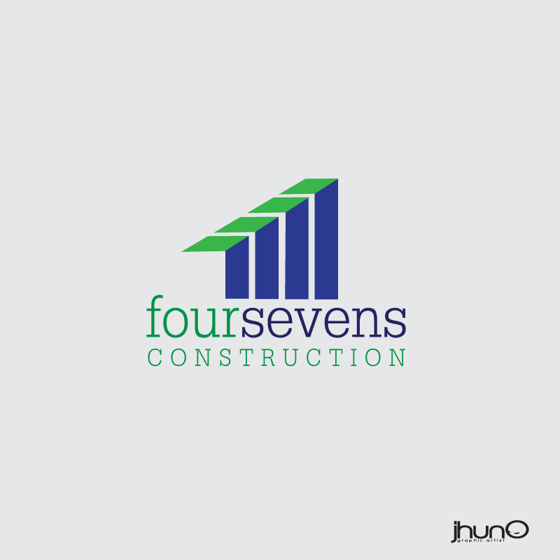 Logo Design by zesthar - Entry No. 22 in the Logo Design Contest New Logo Design for foursevens.