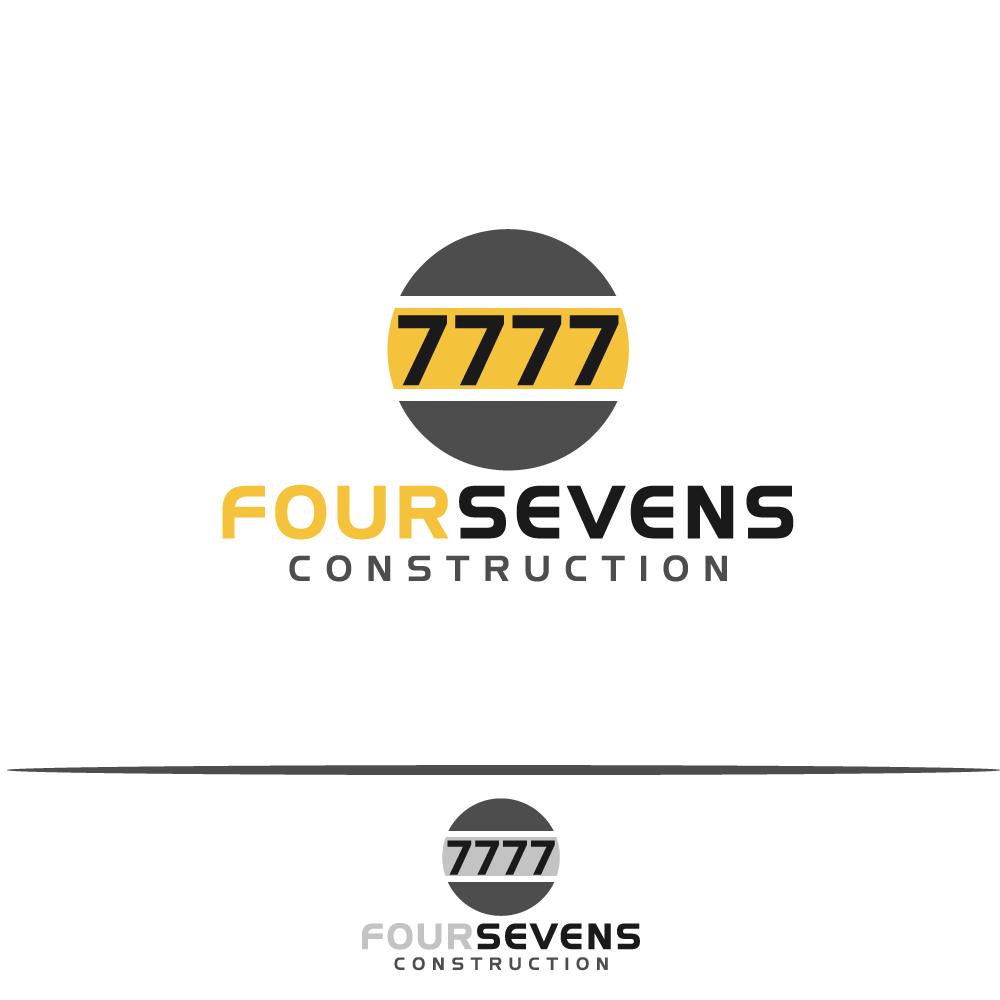 Logo Design by rockin - Entry No. 23 in the Logo Design Contest New Logo Design for foursevens.