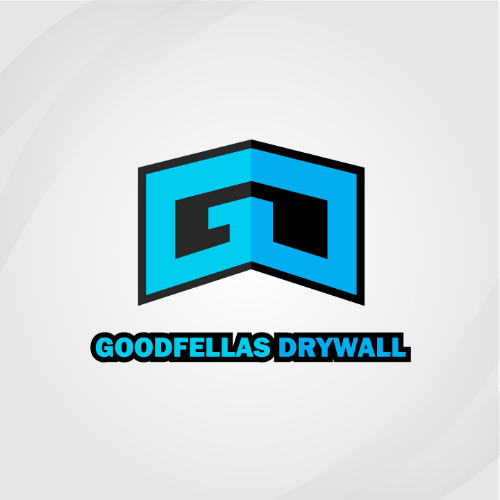 Logo Design by Top Elite - Entry No. 84 in the Logo Design Contest Creative Logo Design for Goodfellas Drywall.