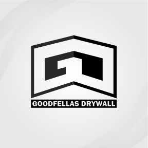 Logo Design by Top Elite - Entry No. 86 in the Logo Design Contest Creative Logo Design for Goodfellas Drywall.