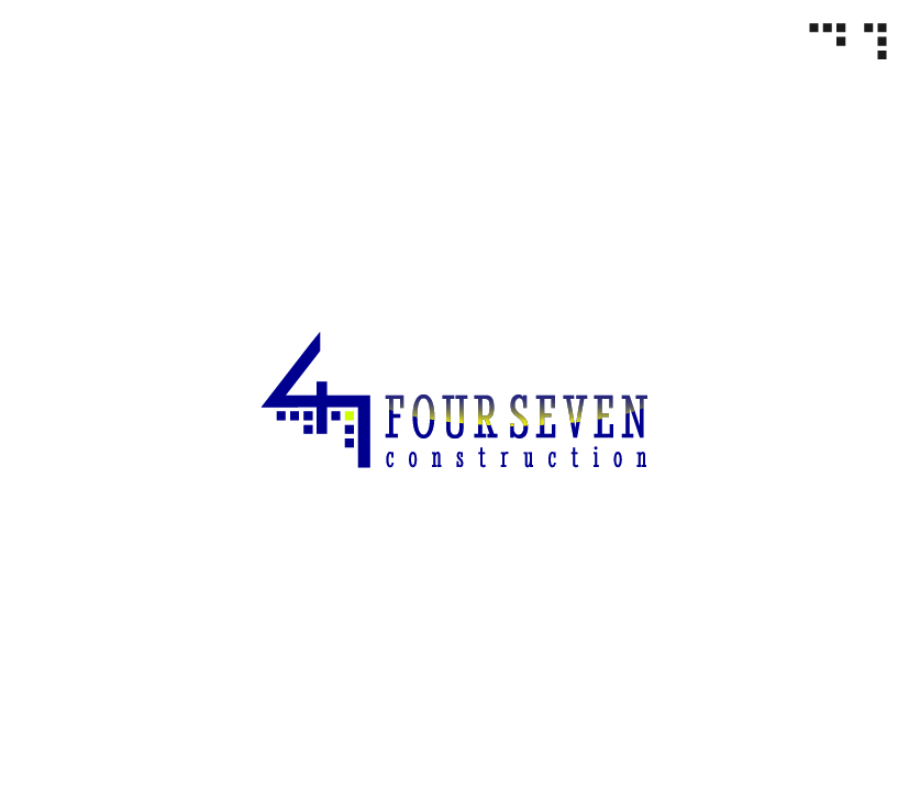 Logo Design by Dit L Pambudi - Entry No. 27 in the Logo Design Contest New Logo Design for foursevens.