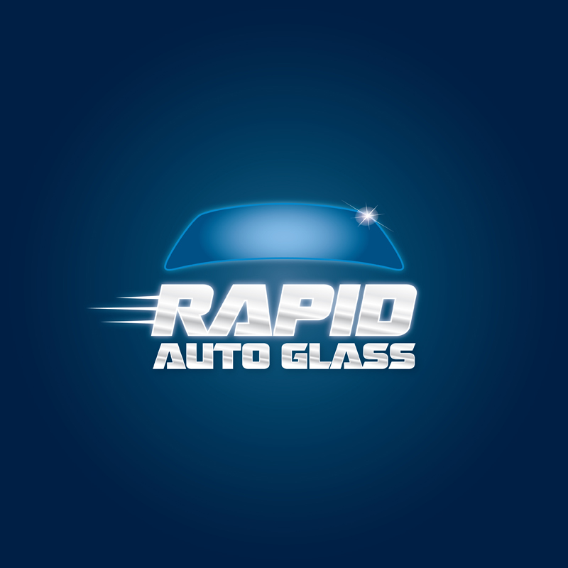 Logo Design by kianoke - Entry No. 174 in the Logo Design Contest Unique Logo Design Wanted for Rapid Auto Glass.