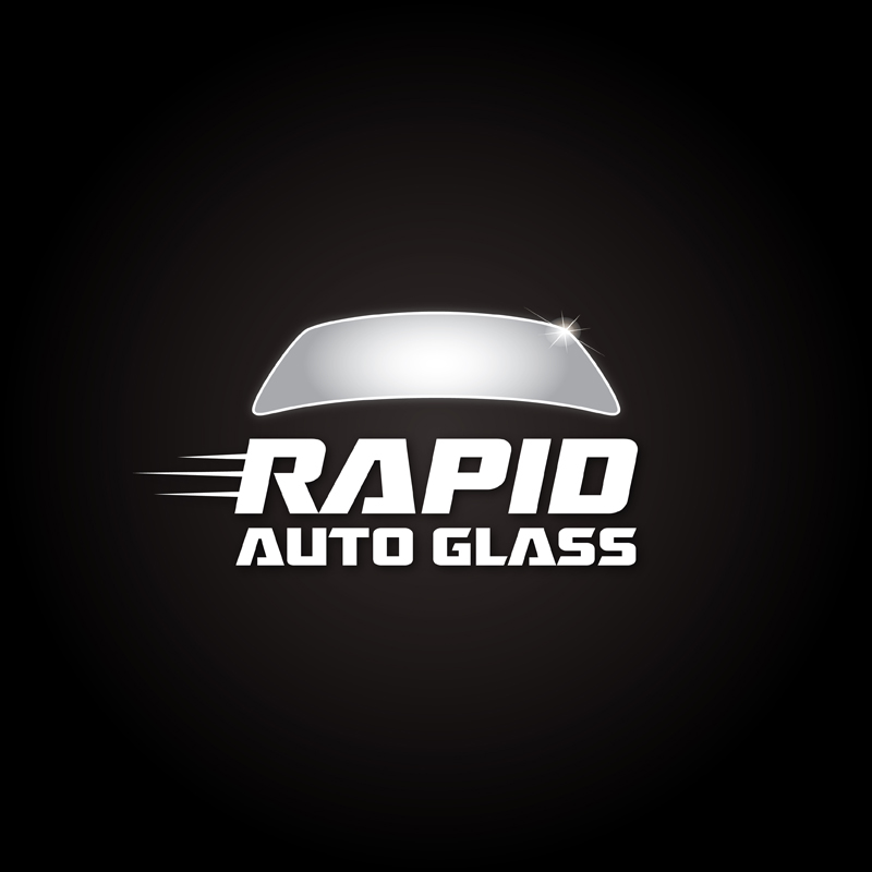 Logo Design by kianoke - Entry No. 175 in the Logo Design Contest Unique Logo Design Wanted for Rapid Auto Glass.