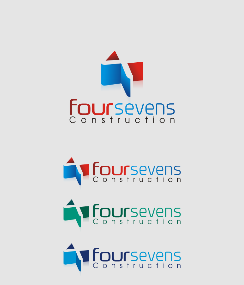 Logo Design by graphicleaf - Entry No. 28 in the Logo Design Contest New Logo Design for foursevens.