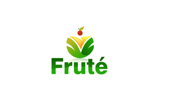 Logo Design by Private User - Entry No. 1 in the Logo Design Contest Imaginative Logo Design for Fruté.