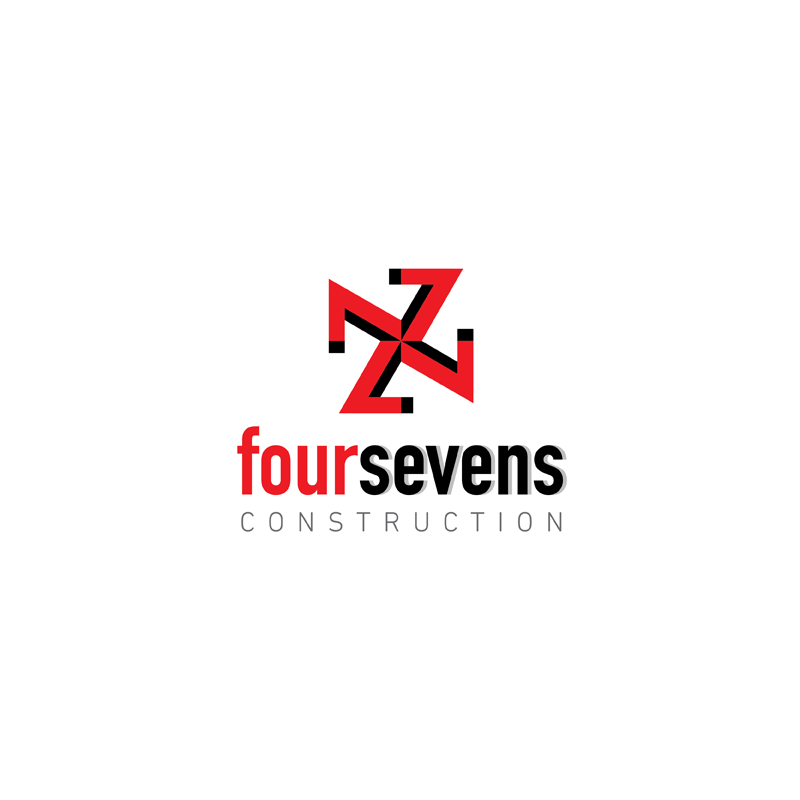 Logo Design by kianoke - Entry No. 31 in the Logo Design Contest New Logo Design for foursevens.