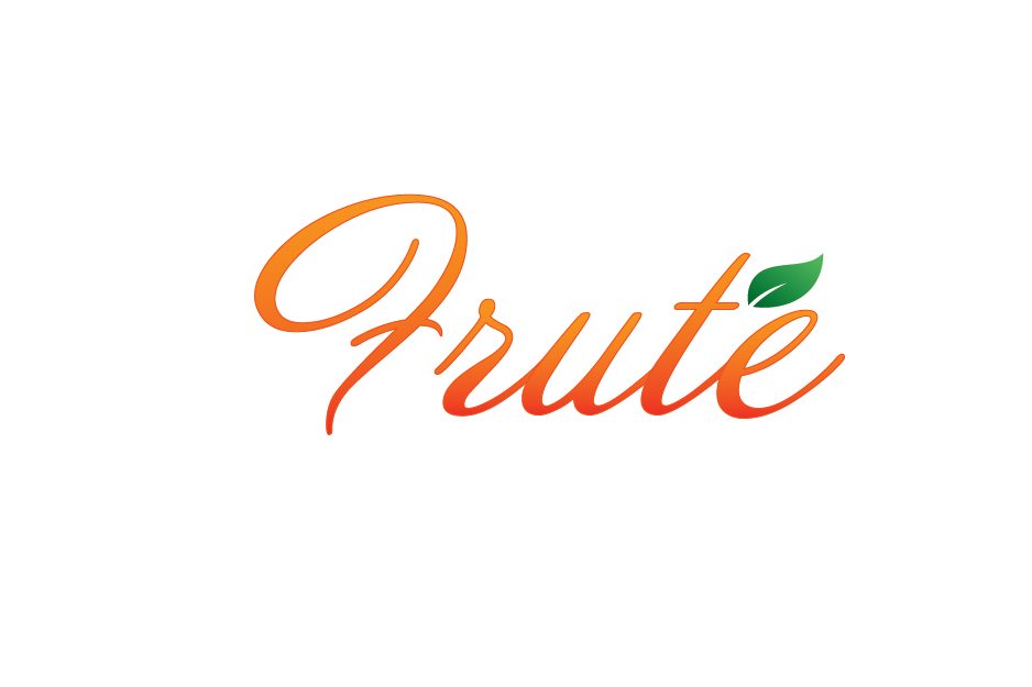 Logo Design by Private User - Entry No. 9 in the Logo Design Contest Imaginative Logo Design for Fruté.
