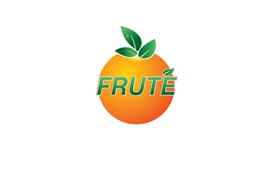 Logo Design by Private User - Entry No. 10 in the Logo Design Contest Imaginative Logo Design for Fruté.