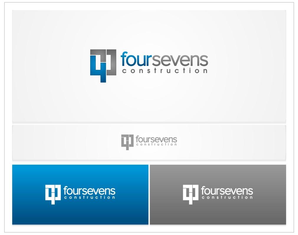 Logo Design by untung - Entry No. 37 in the Logo Design Contest New Logo Design for foursevens.