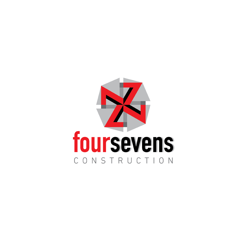 Logo Design by kianoke - Entry No. 38 in the Logo Design Contest New Logo Design for foursevens.