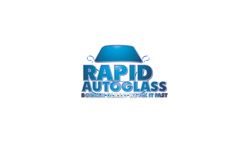 Logo Design by Private User - Entry No. 177 in the Logo Design Contest Unique Logo Design Wanted for Rapid Auto Glass.