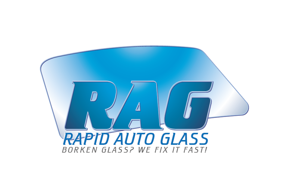 Logo Design by Private User - Entry No. 178 in the Logo Design Contest Unique Logo Design Wanted for Rapid Auto Glass.
