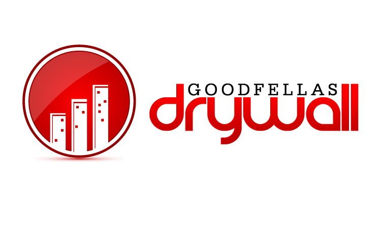 Logo Design by Mobin Asghar - Entry No. 113 in the Logo Design Contest Creative Logo Design for Goodfellas Drywall.
