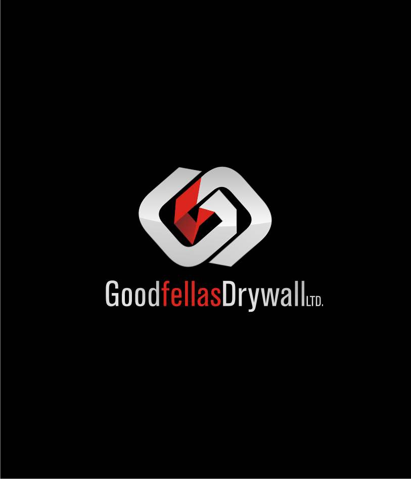 Logo Design by graphicleaf - Entry No. 114 in the Logo Design Contest Creative Logo Design for Goodfellas Drywall.