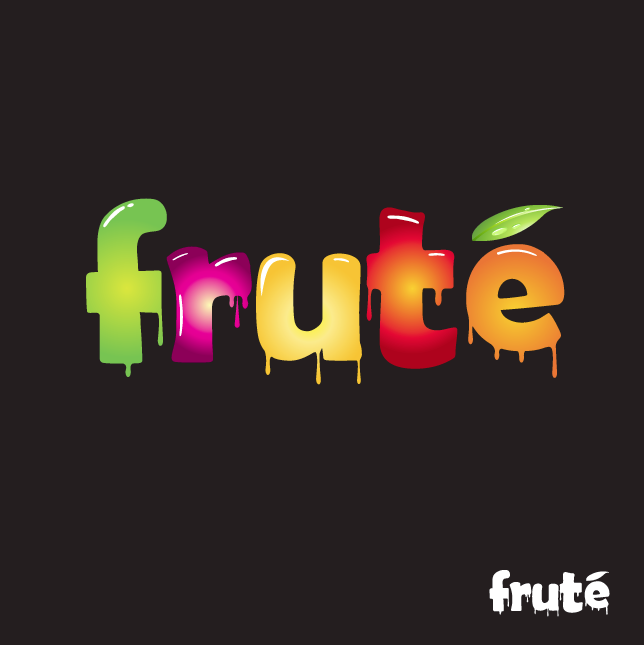 Logo Design by limix - Entry No. 16 in the Logo Design Contest Imaginative Logo Design for Fruté.