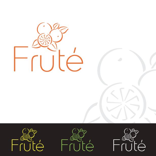 Logo Design by limix - Entry No. 18 in the Logo Design Contest Imaginative Logo Design for Fruté.