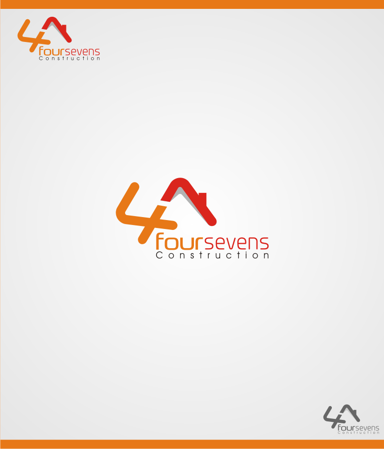 Logo Design by graphicleaf - Entry No. 44 in the Logo Design Contest New Logo Design for foursevens.