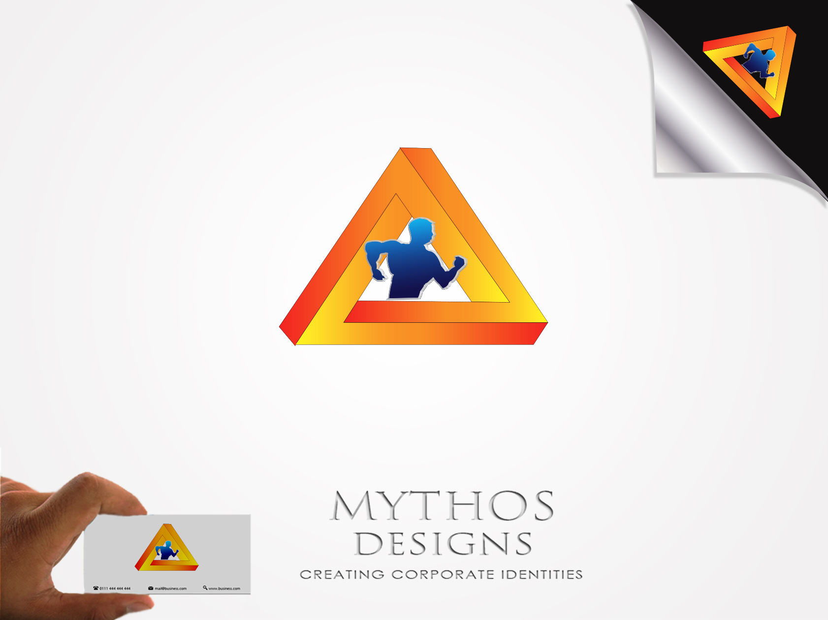 Logo Design by Mythos Designs - Entry No. 14 in the Logo Design Contest Creative Logo Design for STIGMA.