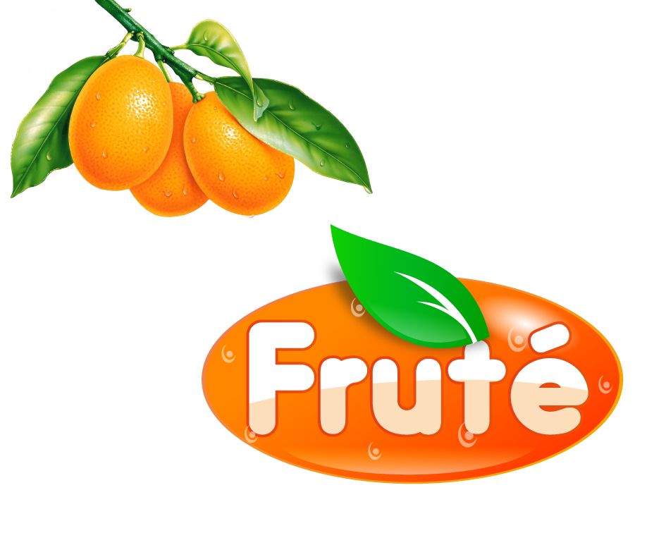 Logo Design by Yusuf Nurochim - Entry No. 21 in the Logo Design Contest Imaginative Logo Design for Fruté.