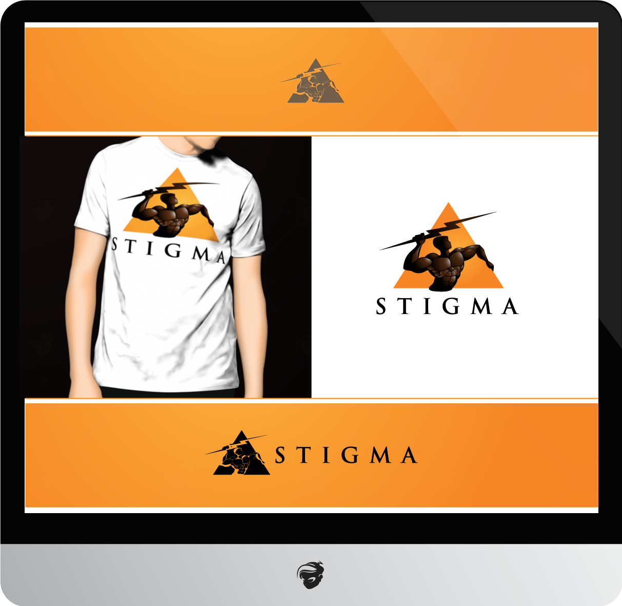 Logo Design by zesthar - Entry No. 18 in the Logo Design Contest Creative Logo Design for STIGMA.