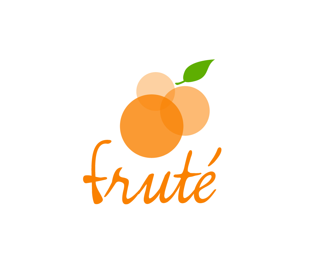 Logo Design by Lama Creative - Entry No. 22 in the Logo Design Contest Imaginative Logo Design for Fruté.