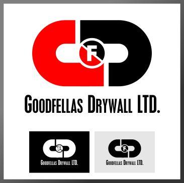 Logo Design by brown_hair - Entry No. 127 in the Logo Design Contest Creative Logo Design for Goodfellas Drywall.