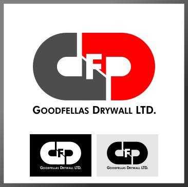 Logo Design by brown_hair - Entry No. 128 in the Logo Design Contest Creative Logo Design for Goodfellas Drywall.