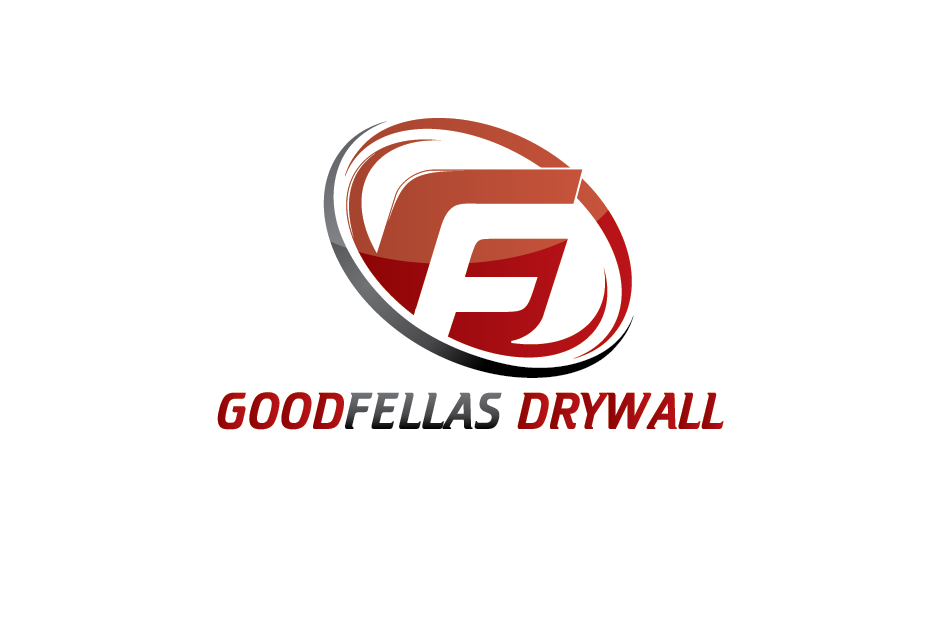 Logo Design by Private User - Entry No. 131 in the Logo Design Contest Creative Logo Design for Goodfellas Drywall.