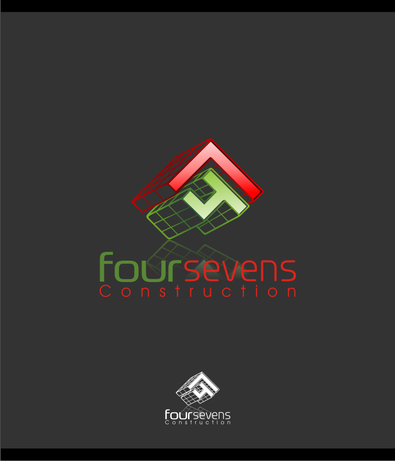 Logo Design by graphicleaf - Entry No. 49 in the Logo Design Contest New Logo Design for foursevens.